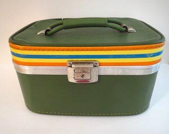 Vintage ventura luggage | Etsy