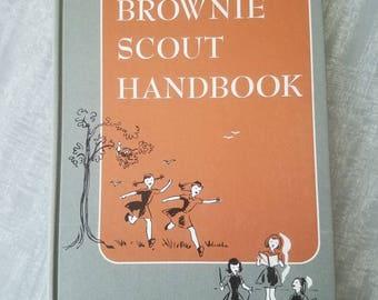 1950's Brownie Scout Handbook