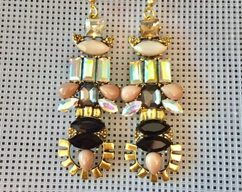 Fun & funky statement earrings!