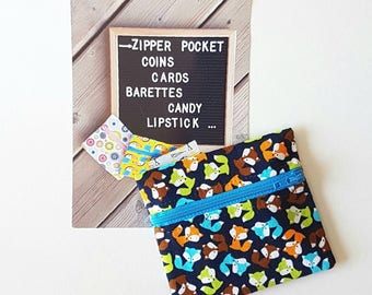 Coin purse, change pouch, coin pouch, change purse, card wallet, kids wallet, purse organizer