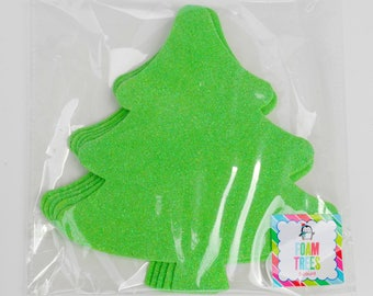 Christmas Foam Crafts - Foam Ornaments - Foam Stockings - Foam Christmas Trees - Christmas Party Craft - Party Craft - Christmas stockings