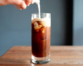Iced Coffee Beans