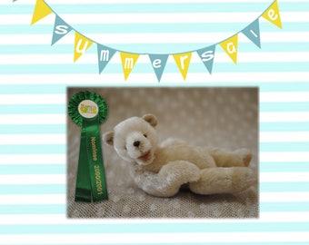 Koyuki,replica,miniature teddy bear artist by Little Bear
