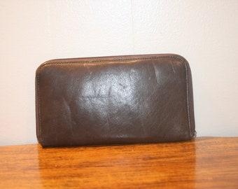 Leather Women wallet,wallet women,wallet,brown leather wallet,wallet card holder,wallet cardholder,wallet zipper,wallet zipper pocket