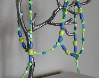 Neon Necklace Wrap 1