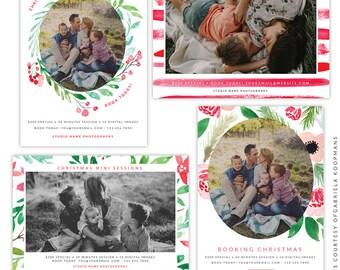 Christmas Marketing Ad Bundle - Instant download - e1518