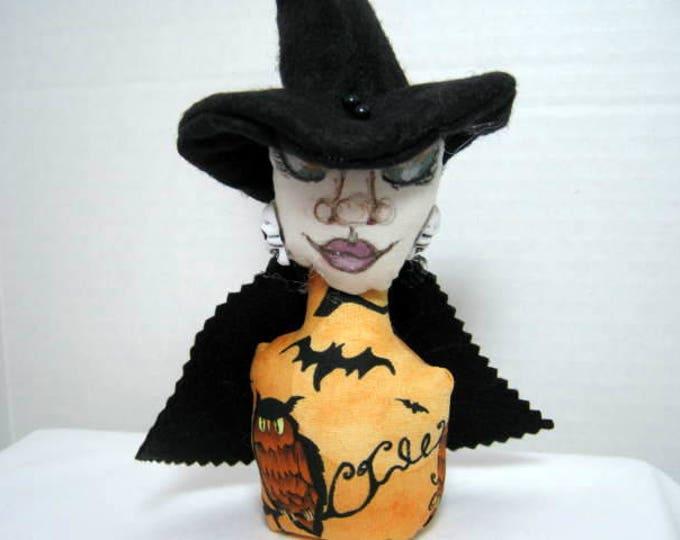 Witch Pincushion