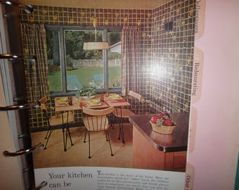 Better Homes And Gardens Decorating Book 1956