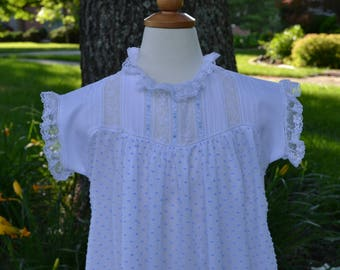 SALE!! Heirloom Frannie dress 4T