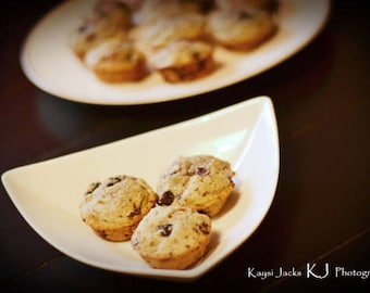 24 Mini Muffins - Carrot Cake (Walnuts), Apple Cinnamon, or Lemon Poppy Seed( Low Carb, Sugar Free, Gluten Free, Grain Free)