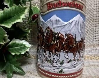 Budweiser Stein 1985