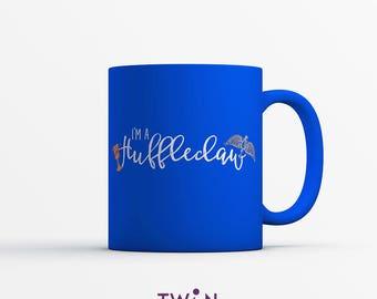 I'm A HUFFLECLAW MUG - Harry Potter Coffee Mug - Harry Potter Gift