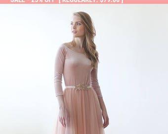25% OFF Pink velvet off-shoulder top , Long sleeves velvet blouse, Pink velvet blouse 2026