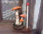 witchy toadstool  12th scale