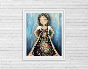 Artist Gift, Gift for Artist, Gifts for Artists, Artist Gifts, Painter Gift, Art Student, Art Studio, Art Gift, Craft Room Decor,