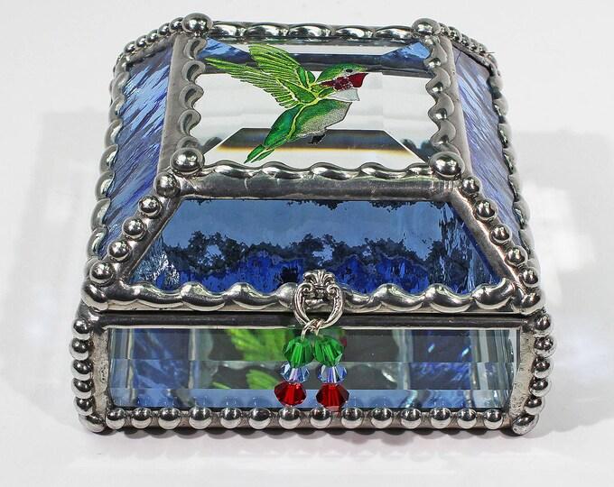 Hummingbird  - Treasure Box