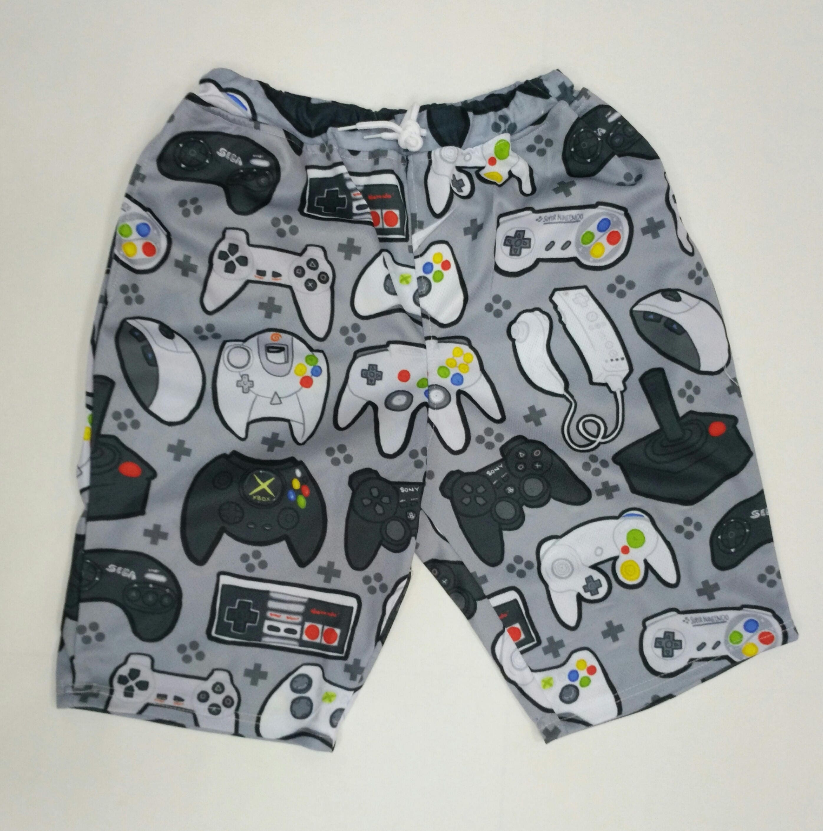 Alien Shorts! Stretchy Basketball Shorts with Drawstring and Pockets CQ0YsoAr