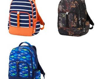 Personalized Backpack - Monogrammed Backpack- Personalized Bag - Backpacks