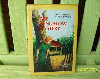 The Bungalow Mystery, No. 3 in  Nancy Drew Mystery Stories, 1960