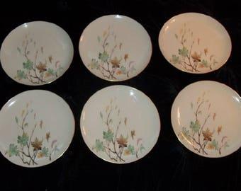 Lenox Westwind (X 407) Salad Plates - set of 6