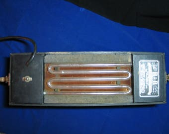 Medical Quackery Ray and Radiation Instrument Science Collectible