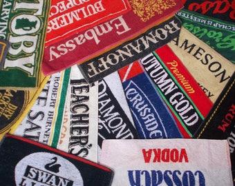 Vintage Original Pub Beer Towels