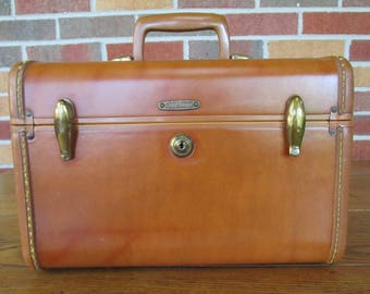 Vintage Samsonite Over Night Suitcase