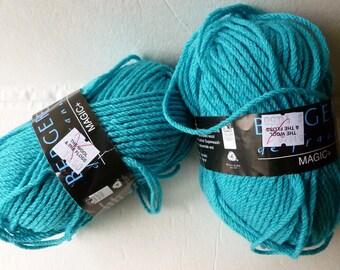 Yarn Sale  - Estuaire Turquoise Magic+ by Bergere de France