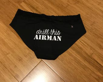 Medium drill this Airman
