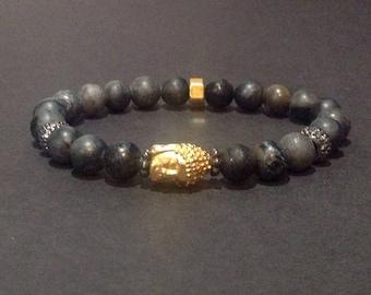 Buddha bracelet, Buddha bead bracelet, Buddha jewelry,  Buddha bead, Buddhist bracelet, yoga bracelet