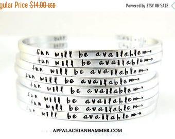 WEEKEND SALE Custom Super Skinny 1/8 Cuff Bracelets, Stacking Cuffs
