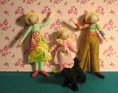 Doll Family for Courtney