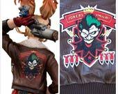 Bombshell Harley Quinn Patch