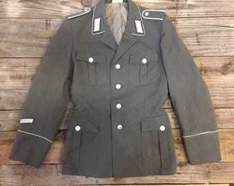 NVA-East German Army Officers Uniform Jacket