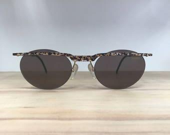 Round vintage sunglasses Carrera 5507-35