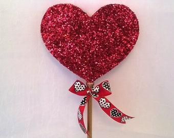 Queen of Hearts Wand/Scepter