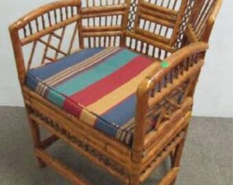 Vintage Bamboo Chair Circa 1940