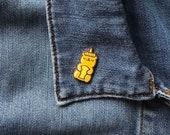 Pre-Order - Honig-Bären - harte Emaille Pin