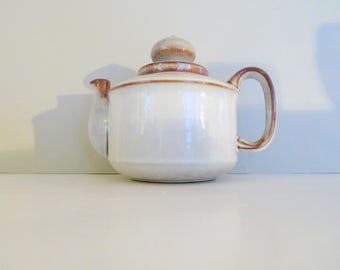 Soholm Denmark teapot Bornholmsk Sonja Ceramic Teapot
