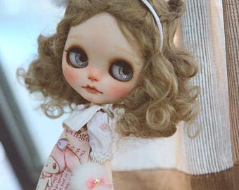 MidsummerCircus*fanfan's*Blythe outfit Marshmallow''s Dream