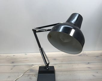 Desk Lamp, Desk Light, 1980, Lighting, Retro Mid Century, Task Light