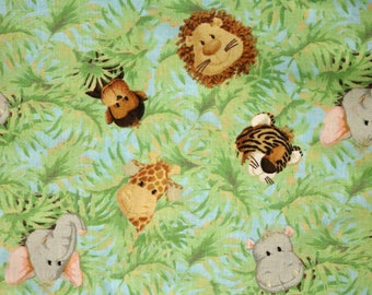 Pre-Order, Jungle Animals, Cloth Diaper Wetbag, Diaper Pail Liner, Diaper Bag, Day Care Size, Bag with Handle