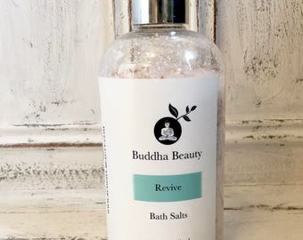 Revive Organic Bath Salts