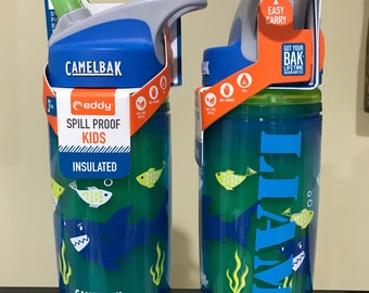 superfast personalized kids Camelbak