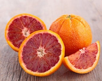 Blood Orange Citrus | Handcrafted Soap | Natural | Organic | Cold Processed Soap | Bath & Body