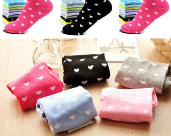 Custom Personalized Socks five (5) pairs