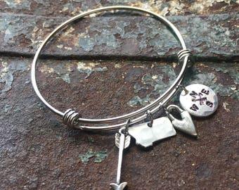 Montana Charm Bracelet