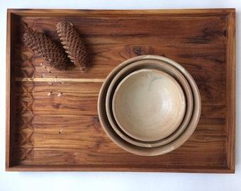 Wheat Nesting Bowls Set - FREE SHIPPING