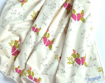 Minky Baby Blanket Minky Blanket Baby Blankets Baby Blanket Minky Receiving Blanket Baby Blankets Handmade Minky Baby Blanket Girl Cactus