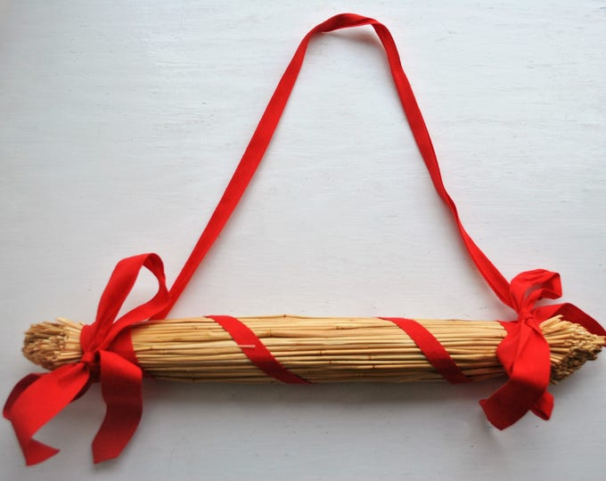 Swedish Christmas Straw Smäll Karamel Large Decoration Cracker